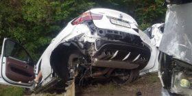 Aksident i rëndë në Skenderaj, lëndohen pesë persona