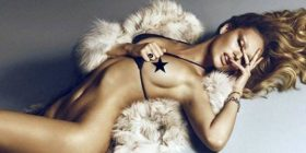 Candice Swanepoel pozon nudo +18 (Foto)