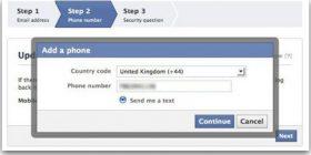 Mos gaboni ta shkruani numrin e telefonit në Facebook – Qe pse?!