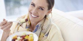Të ngrënit e frutave dhe perimeve zgjat jetën
