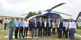 Heliporti i parë në Kosovë hapet në Gjilan