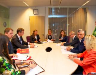 Zbatimi i marrëveshjeve varet nga trysnia dhe kushtëzimi i BE-së