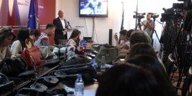 Maqedoni: Arrestohen 9 persona gjatë aksionit anti-terrorist