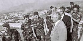 Ja si e rrëzoi gjenerali shqiptar avionin ushtarak serb në Kroaci | VIDEO-ARKIVA