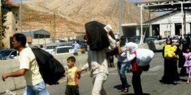 BE po e do një kamp refugjatësh në Serbi, Serbia në Luginë