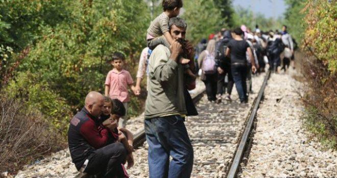 Sirianët e bllokuar mbesin edhe pa ushqim