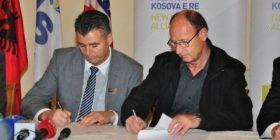 Koalicioni AKR – LDK në Mitrovicë, drejt fundit (Video)