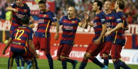 Iniesta dridh Barcelonën