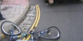 Gjilan: E humb jetën një biçiklist