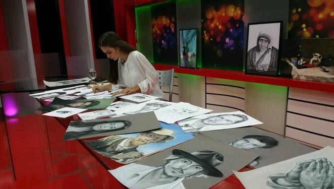 Kjo është artistja bukuroshe e Ahmet Isufit (Foto)
