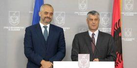 Thaçi i frustruar me takimet e Edi Ramës me Vucicin (Video)