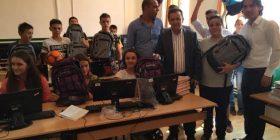 Komuna e Studeniçanit, 470 nxënës të malësis paisen me mjete mësimore