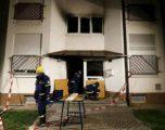 Përfshihet nga zjarri një qendër azilantësh në Gjermani, 5 të plagosur (Foto)