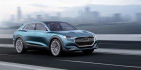 Audi Q6 E-tron modeli elektrik vjen së shpejti (Foto)