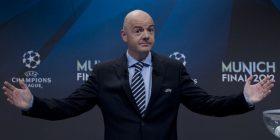Gianni Infantino, tjetër kandidat për president të FIFA-s