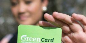 """Manipulime të mëdha me """"Green Card"""""""