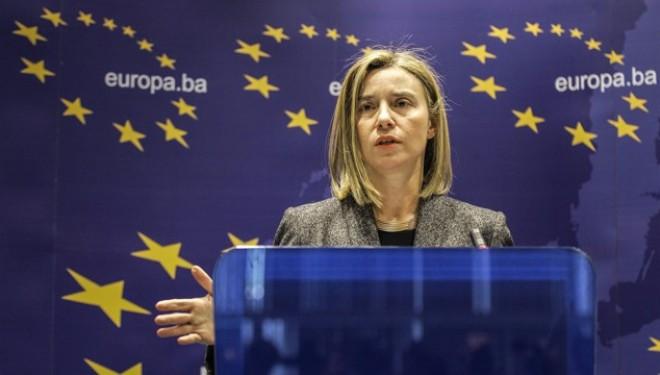 Dialogu Prishtinë-Beograd, Mogherini në OKB: Të hiqet taksa