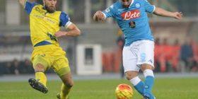 Fitore me vlerë e Napolit, mund Chievon 1-0