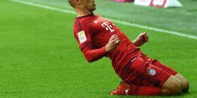 Arjen Robben: Jam i lumtur për rikthimin