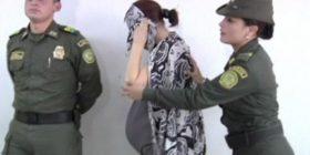 Gënjen se është shtatëzënë, fsheh në bark 2 kilogram kokainë (Video)