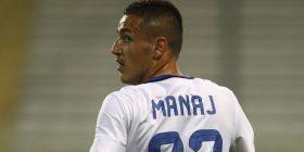 Udinese e Bologna kërkojnë huazimin e Rey Manaj