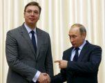 """Rusia fajëson BE-në dhe SHBA-në për """"pushtimin policor të veriut"""""""