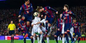 """Real Madrid """"egjeli"""" i Barcelonës"""