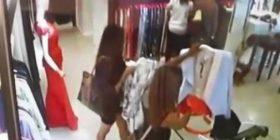 Në Pejë kapen tri gra duke vjedhur (Foto)