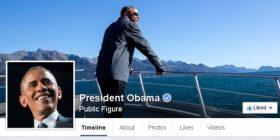 Barack Obama i bashkohet Facebook-ut (Foto)