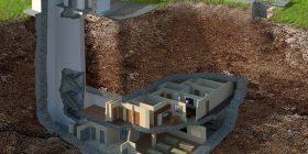 Bunkeri nuklear i transformuar në një vilë luksoze, në shitje për 17,5 mln $ (Foto)