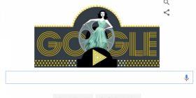 Google përkujton bukuroshen që shpiku Wi-Fi me një Doodle (Video)