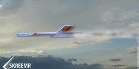 Avion supersonik, nga Londra në Nju Jork për vetëm 30 minuta (Foto)