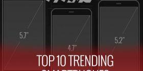 10 telefonat më popullorë të javës (Foto)