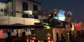 Zjarr në një spital në Arabinë Saudite (Foto)