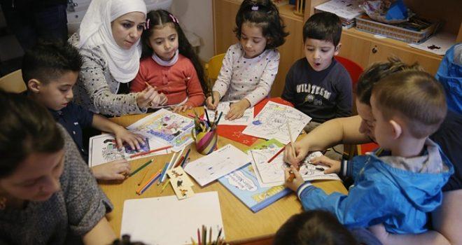 Gjermani, 8500 mësues për t'u mësuar gjuhën fëmijëve të refugjatëve