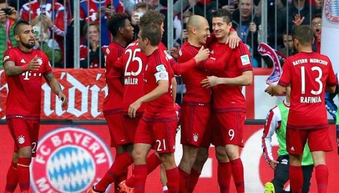 Bayern shënon dy gola të shpejtë ndaj Arsenal (VIDEO)