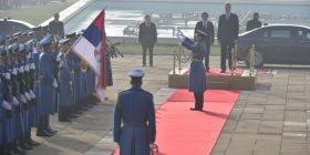 Kryeministri i Turqisë  Davutoglu arrin në Beograd
