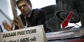 Preteni: S'ka vullnet për t'u ballafaquar me korrupsionin