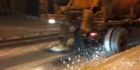 Sejdiu: Puna po vazhdon për pastrimin e rrugëve dhe trotuareve