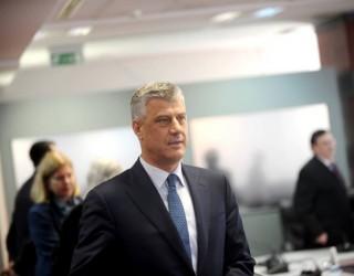 Thaçi udhëton në Zagreb, për takime me krerët e shtetit kroat