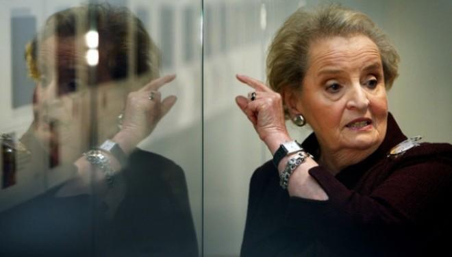 Kur Madeleine Albright ua tregonte vendin serbëve