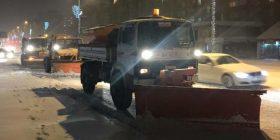 Komuna e Prishtinës: Gjashtë kompani po punojnë në pastrimin e rrugëve