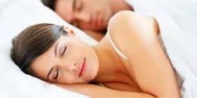 Reçeta e fjetjes të rehatshme