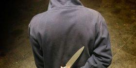 Therrje me thika në Vushtrri