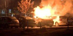 Reagon PDK: Djegia e veturave, përpjekje për destabilizimin e vendit