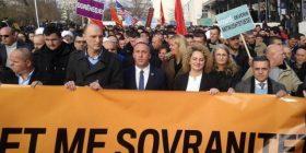 Rexhep Selimi: Mos e prishni qetësinë