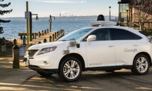 Google teston makinat vetë-drejtuese në Washington këtë muaj