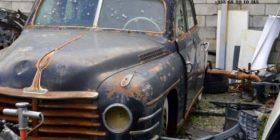 Historia e makinës së Enver Hoxhës që arrinte 120 km në orë