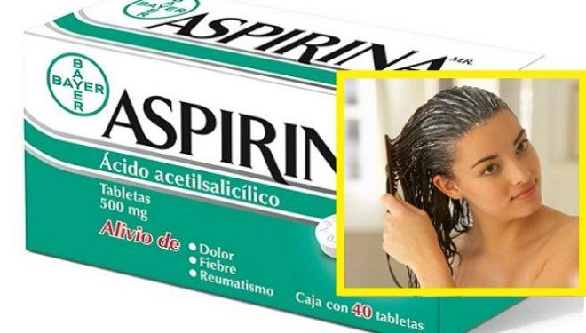 Ju mund ta përdorni aspirinën në shumë mënyra befasuese! A e dini këtë?