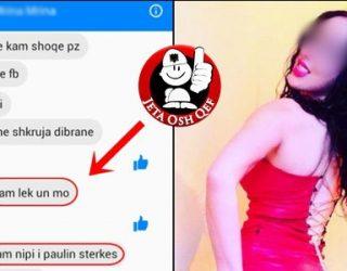 Nipi i deputetit socialist i ofron 1 mijë euro striptistes për seks… (Foto)